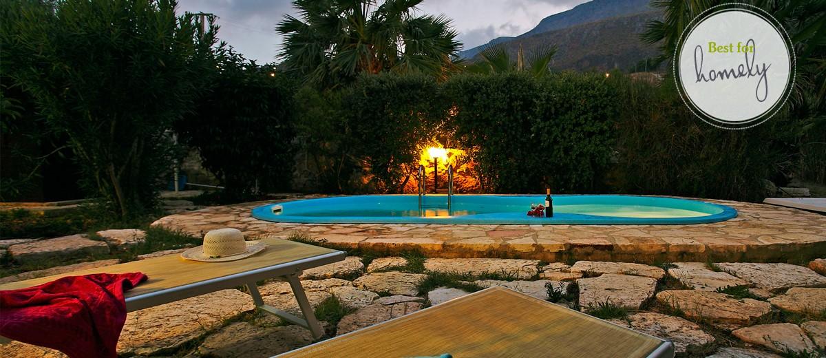 Villa Ginestra - Sicily - Sleeps 4