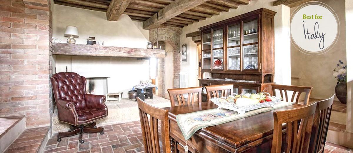Villa Orcias - Tuscany - Sleeps 14