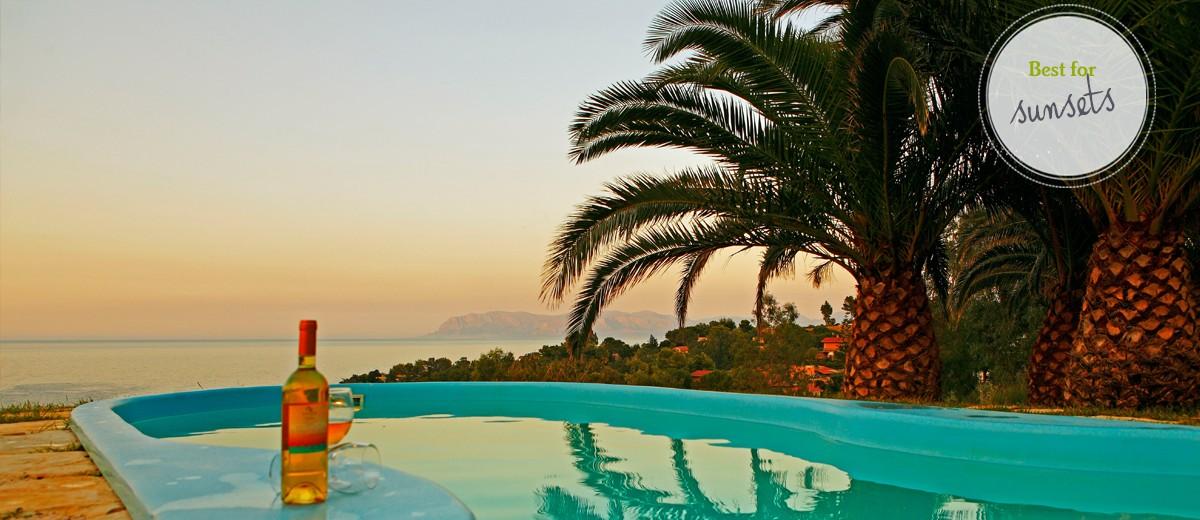 Villa Gabbiano - Sicily - Sleeps 6