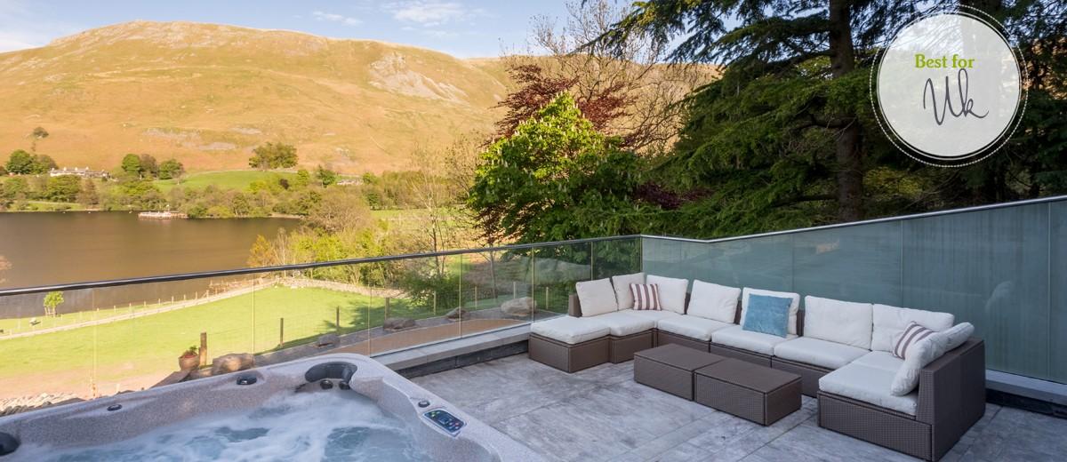 Lakeside House - Lake District - Sleeps 12 - 20