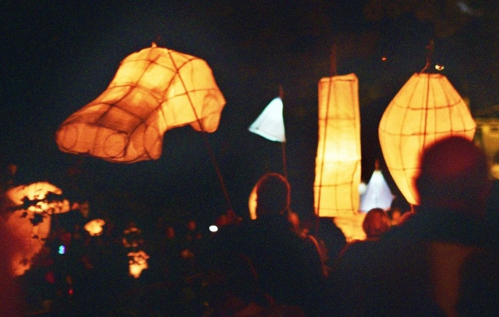 Lantern Procession - Karl Sinfield