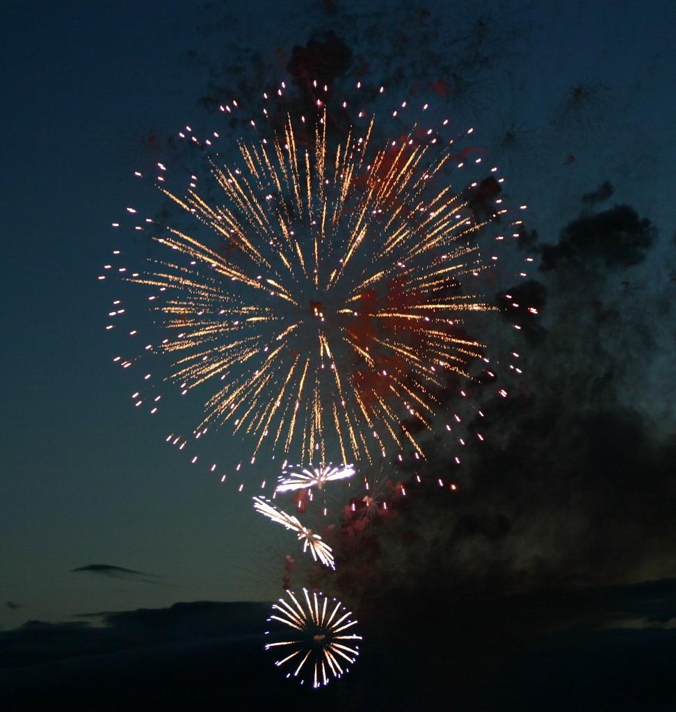 Fireworks - Vala Run