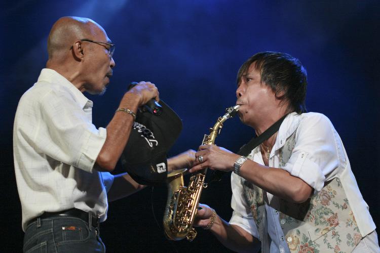 Jazz Musicians - Adhi Rachdian