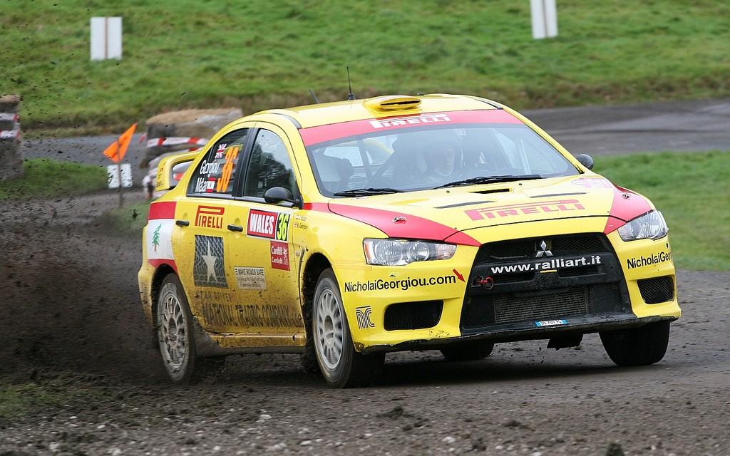 Wales Rally - Bob