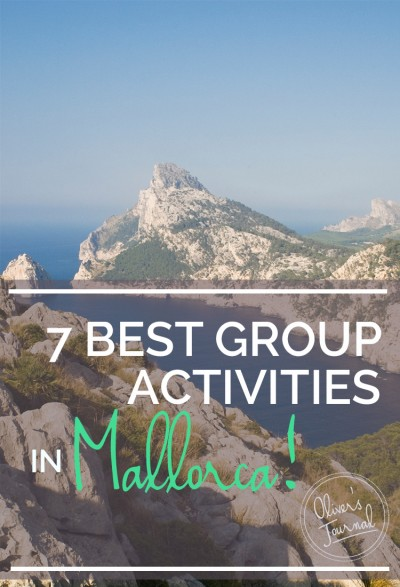 7 Best Group Activities in Mallorca