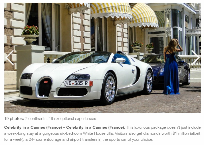 Celebrity in a Cannes - Luxury villas to rent on the cote d'azur