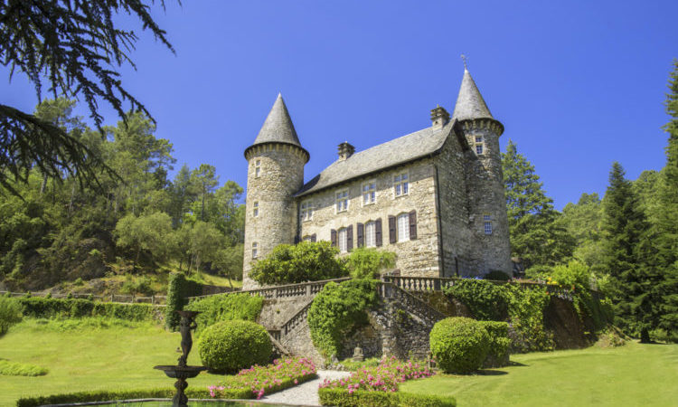 Chateau Chamborigaud - Languedoc, France