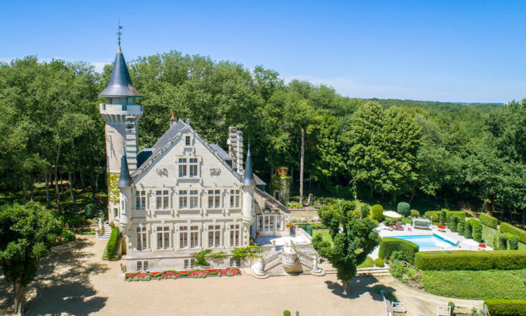 Chateau Paquerette, Aquitaine, France