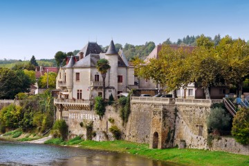 Chateau de Lindee - Dordogne - Oliver's Travels (5)