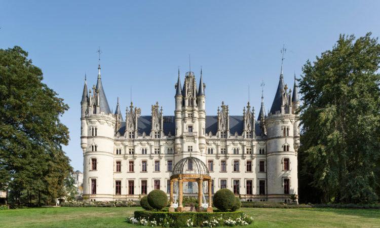 Chateau des Joyaux - Loire Valley, France