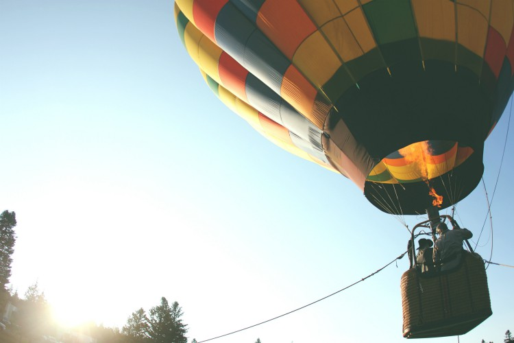 Group Activities in Mallorca | Image of Hot Air Balloon