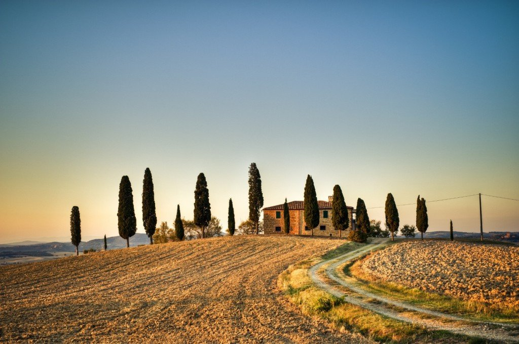 Hilltop Tuscany - Tuscan Villas to Rent - Oliver's Travels