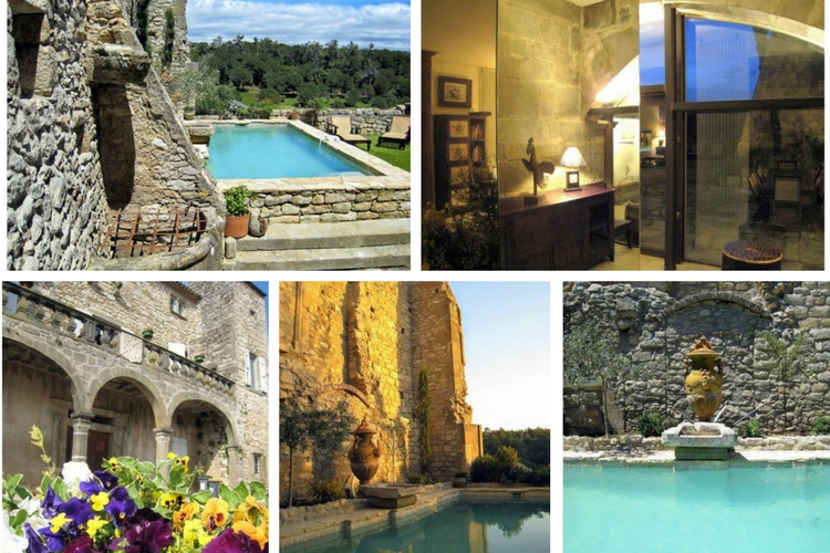 Chateau Asturias - Languedoc- Oliver's Travels