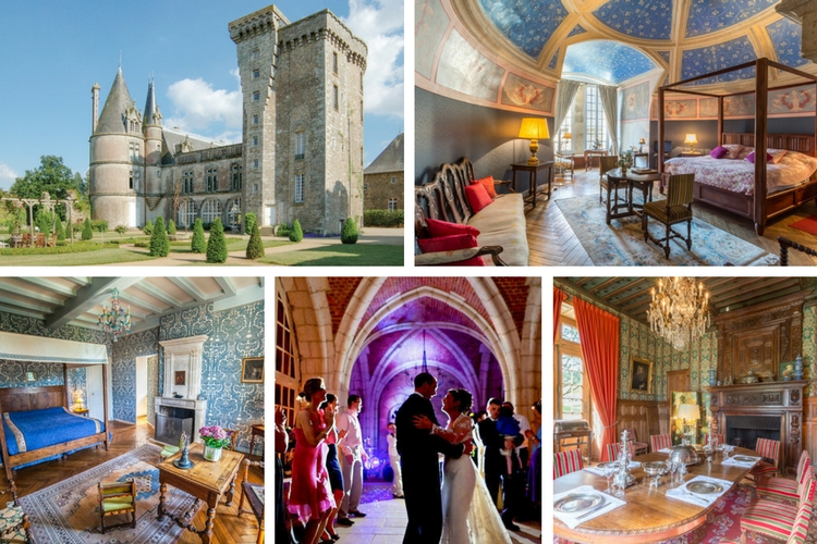 Chateau Flacelliere Keep - Vendee & Charente - Oliver's Travels