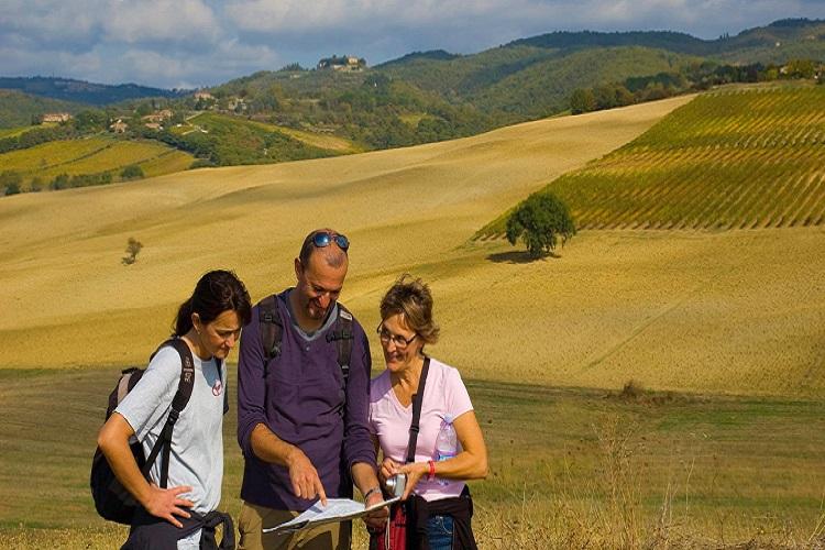Walkabout Tuscany