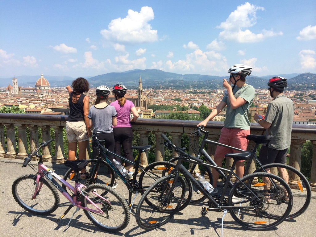 Bike in Florence - Tuscany