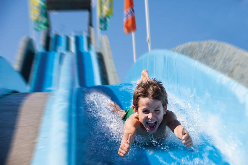 Slide & Splash - Algarve