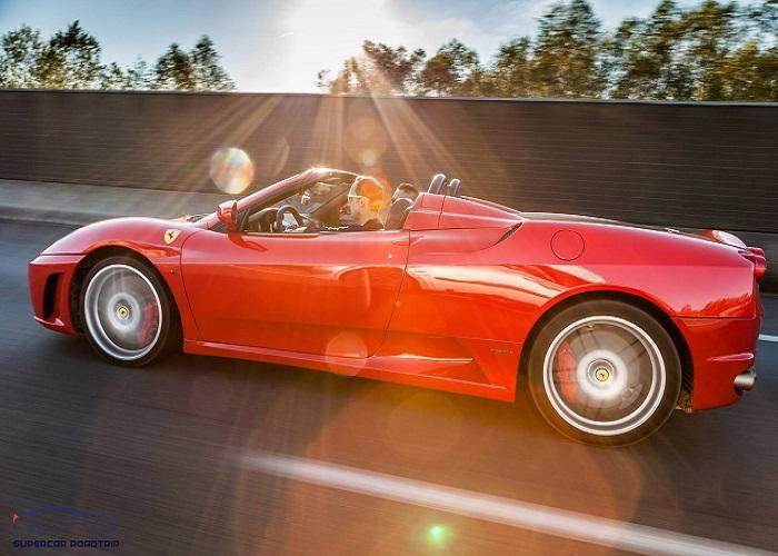 Drive in style - Aquitaine - Supercar Roadtrip