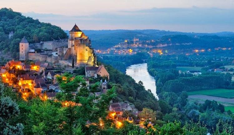 Chateau de Castelnaud - Dordogne