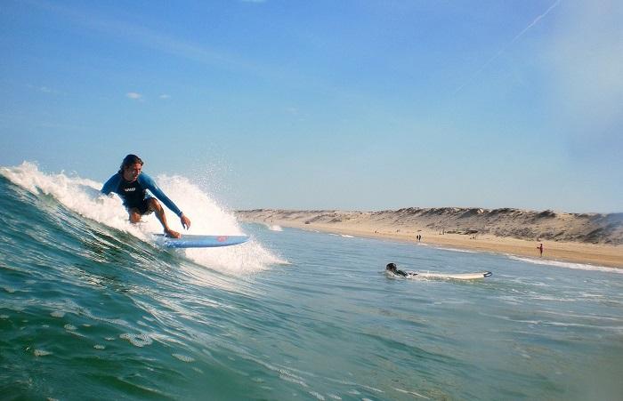 Surf School - Aquitaine- Surf en Buch