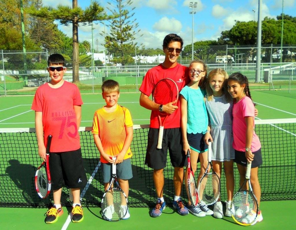 Valo do Lobo Tennis Academy - Algarve