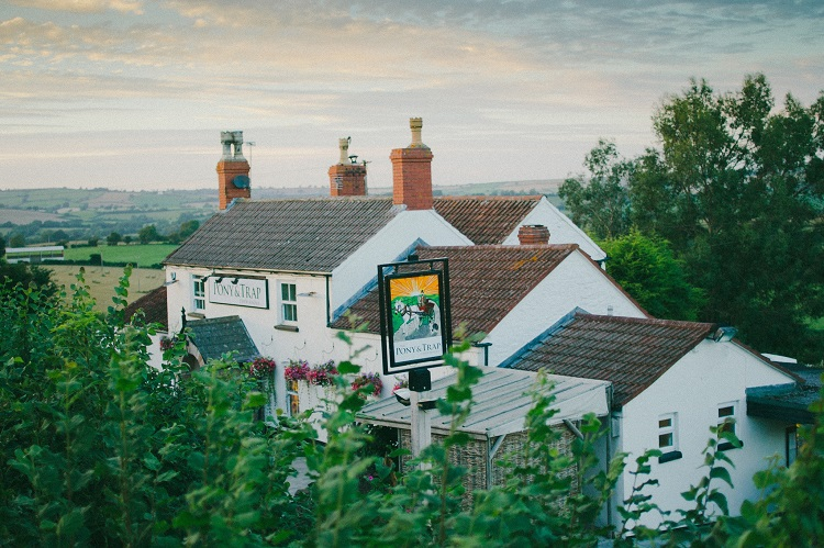 The Pony & Trap- Somerset