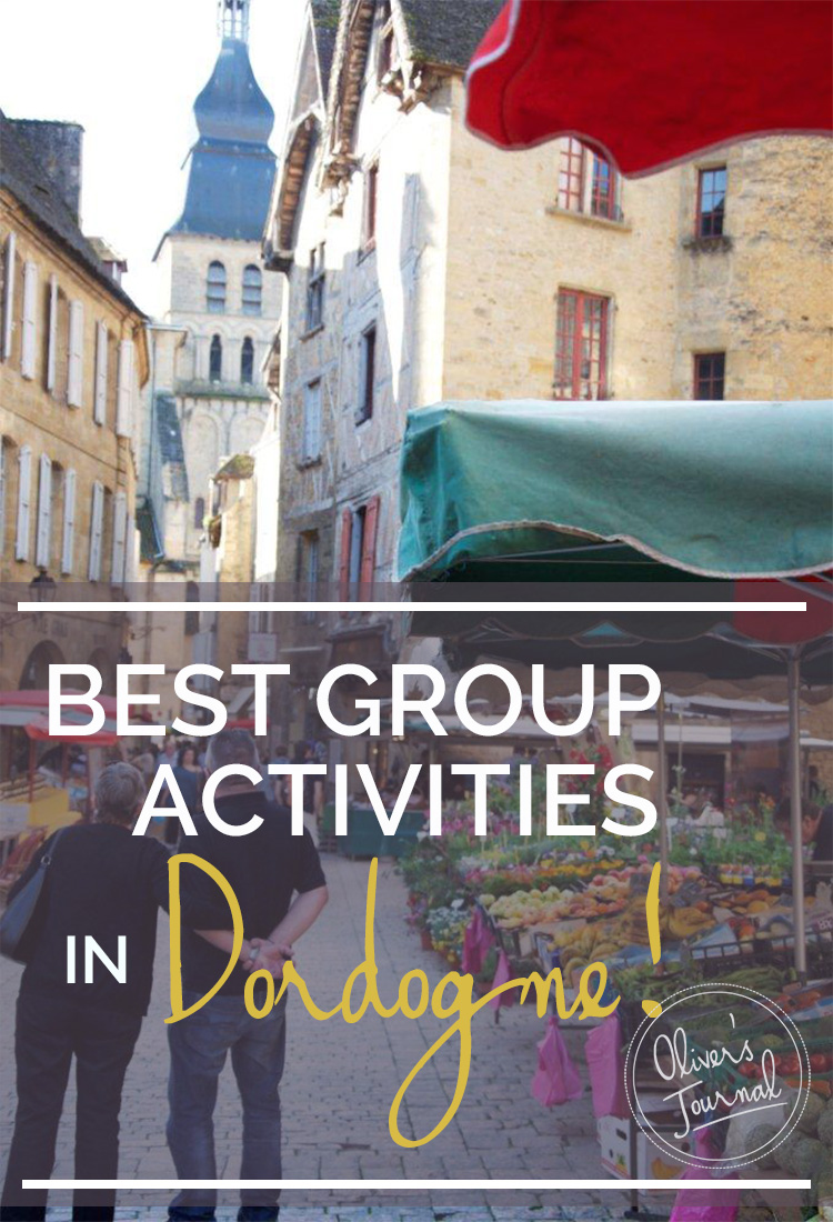 Best Group Activities in Dordogne