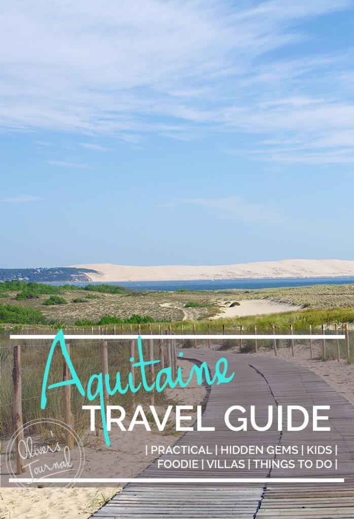 Aquitaine travel guide