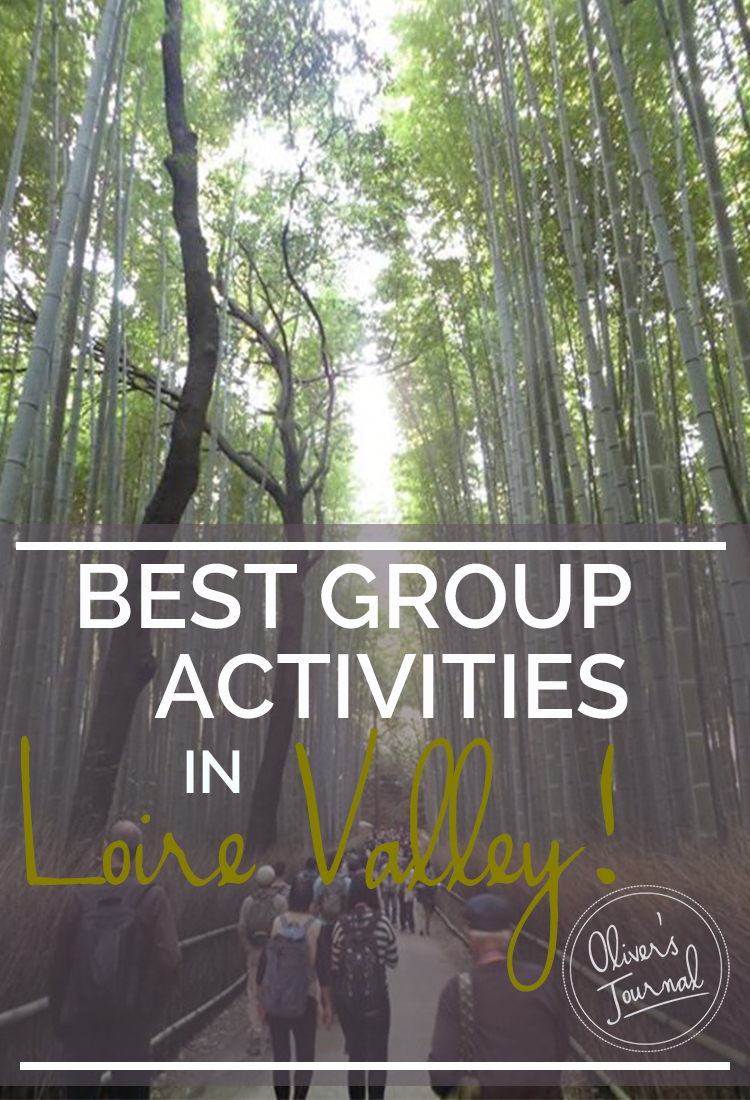 Best Group Activities in Loire Valley