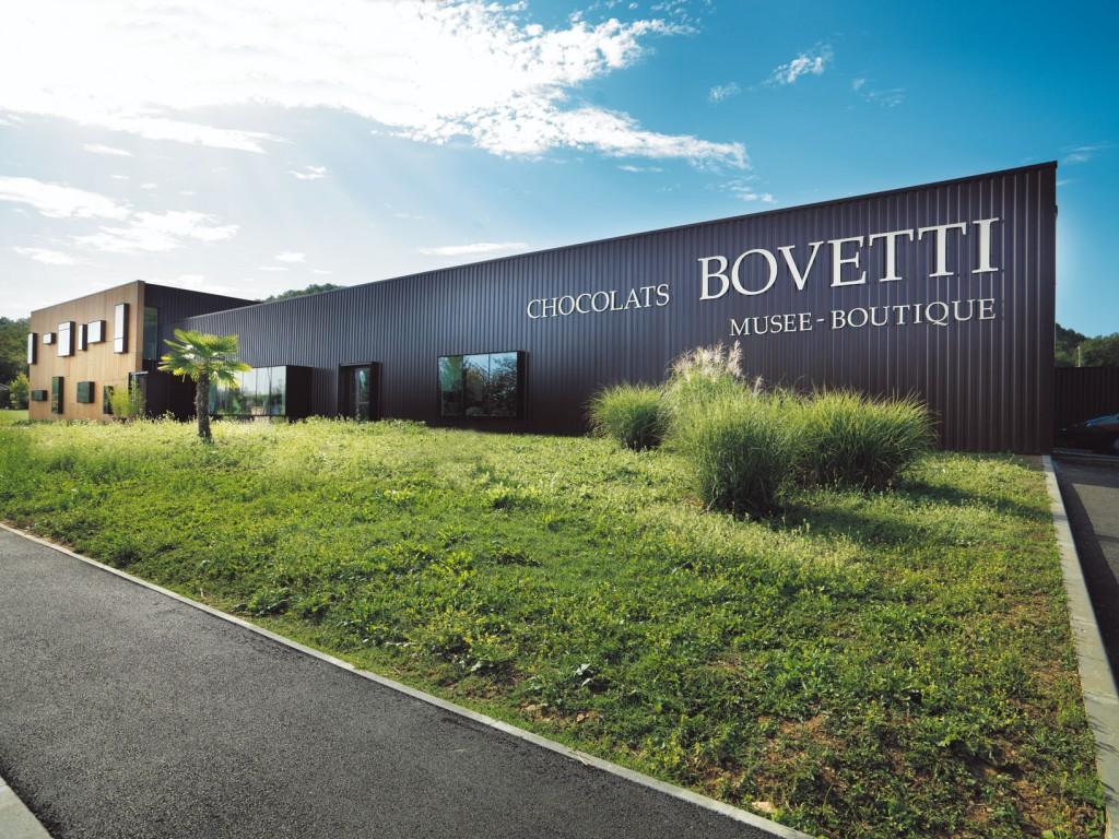 Bovetti Chocolatier, Terrasson