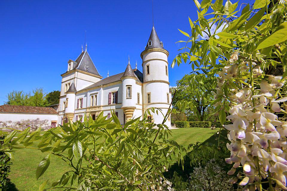 Chateau Cayac - Sleeps 18
