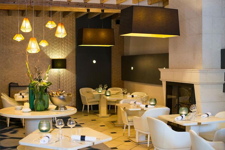 Restaurant La Maison d'à Côté - Loire Valley