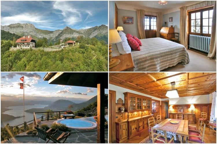 Domaine Des Glieres - Rhone-Alpes - Oliver's Travels