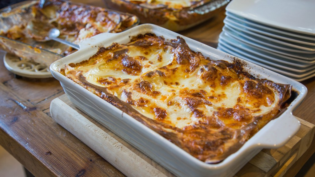 Laeti's delicious lasagne - French style