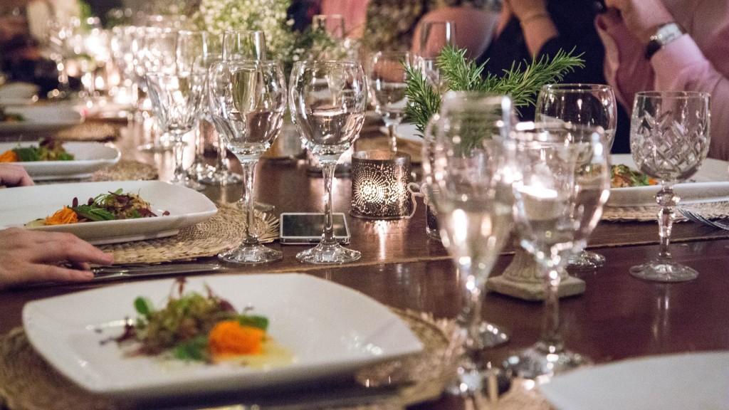 Dinner by La Belle Assiette