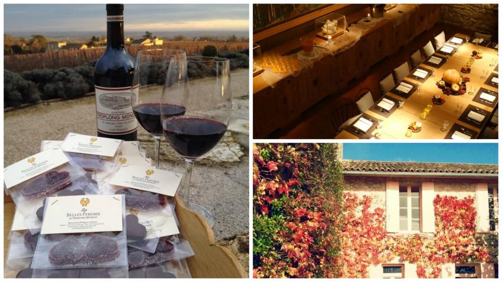 Wine & Dine - Aquitaine - Château Troplong Mondot