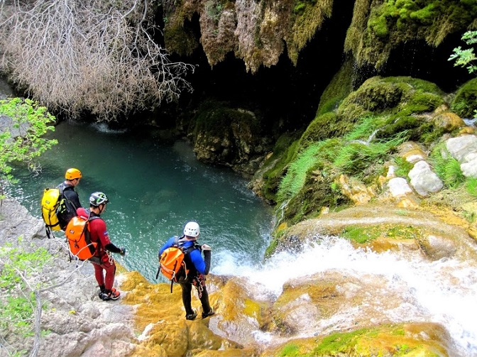Outdoor Activities - Aquitaine - Experience Canyon