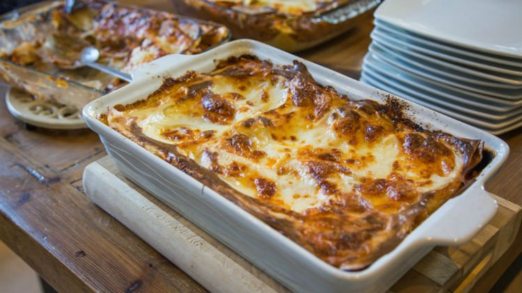 Laeti's delicious lasagne – French style