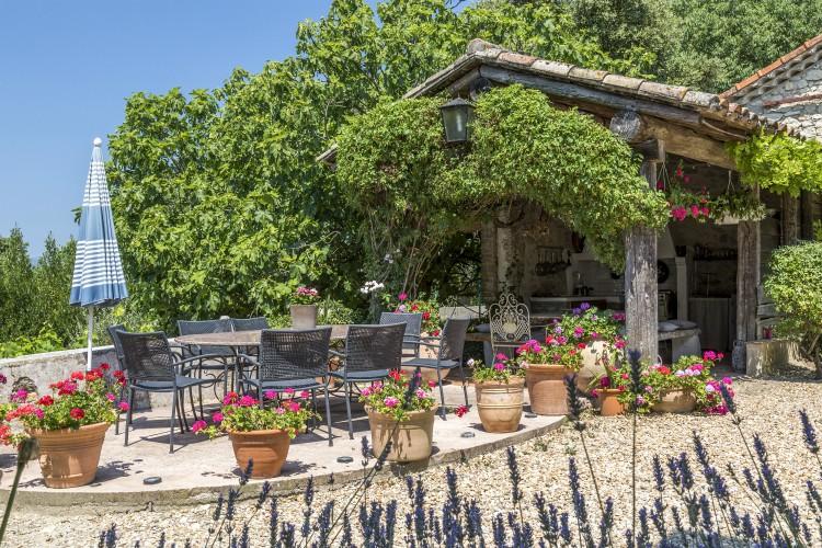 Le Domaine - Fleuri - Languedoc - Oliver's Travels