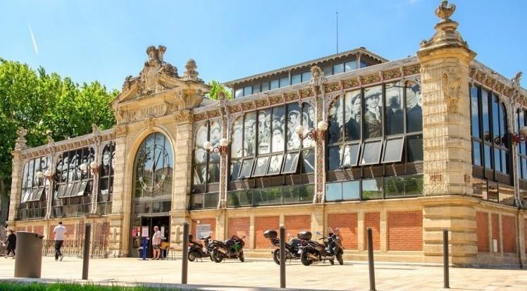 Les Halles, Narbonne