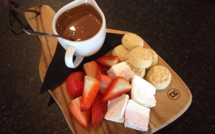 Oban Chocolate Company Café, Oban