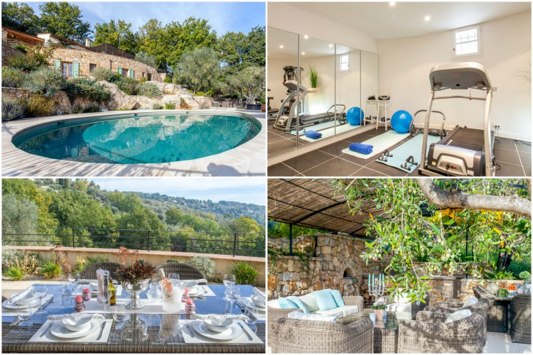 Villas Jolie and Zen - French Riviera - Oliver's Travels