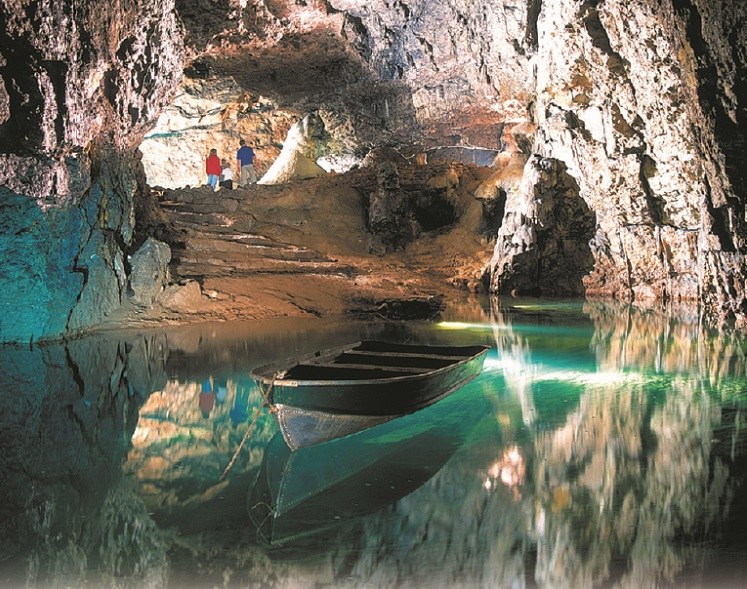 Wookey Hole - Somerset