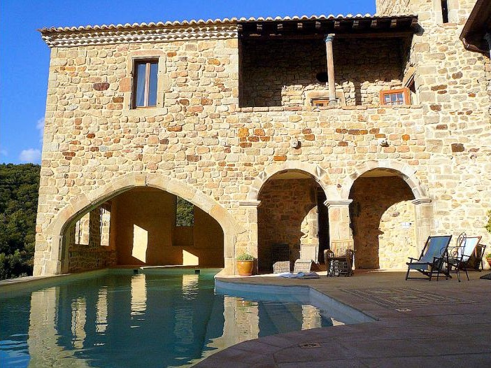 Chateau De Mazelle - Sleeps 20
