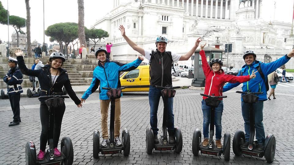Italy Segway Tours - Tuscany
