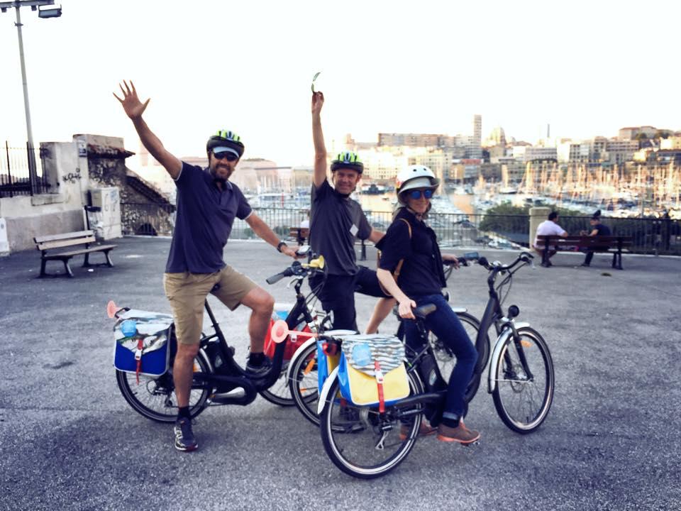 e.bike Tours - Provence