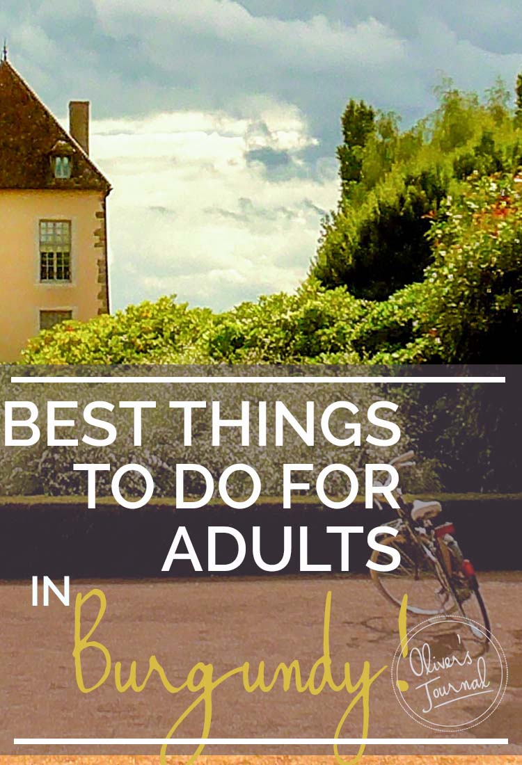 Best Things to Do for Adults in Burgundy