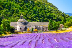 Abbaye Notre-Dame de Sénanque, Provence, France
