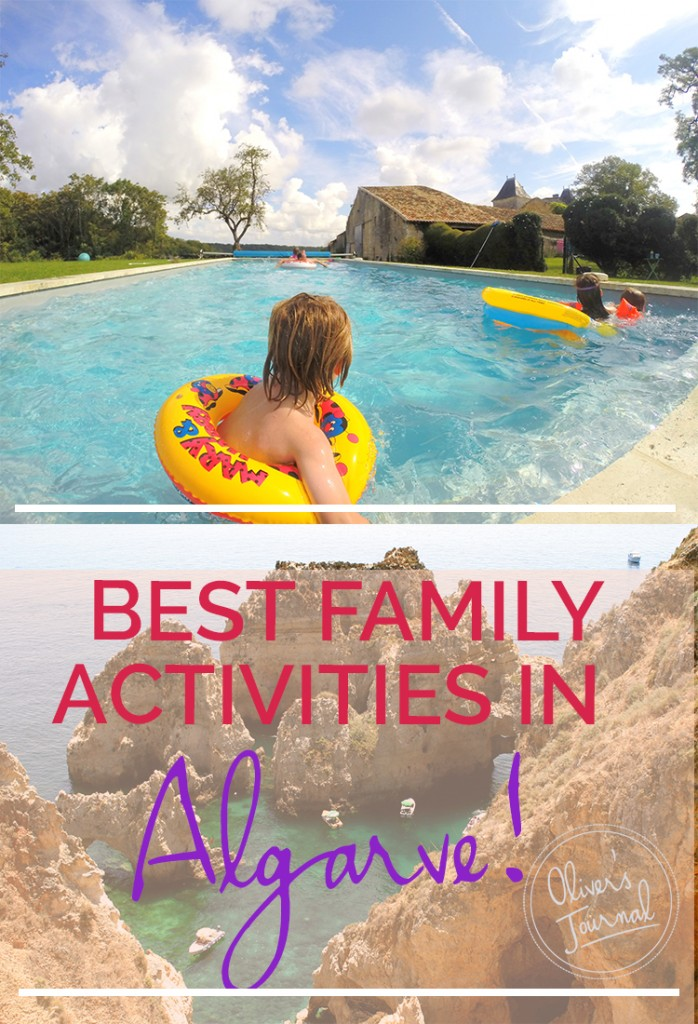 BEST FAMILY ACTIVITIES IN Algarve