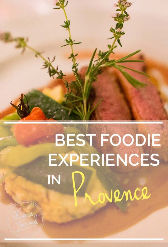 Best foodie experiences in Provence